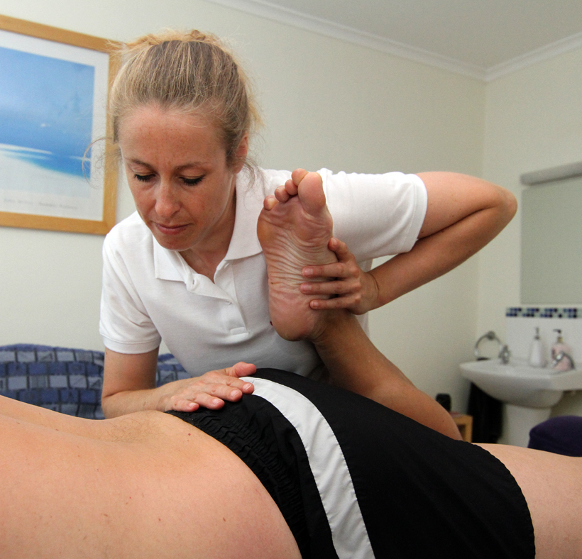 Exeter Sports Deep Tissue Massage by Julie Duff