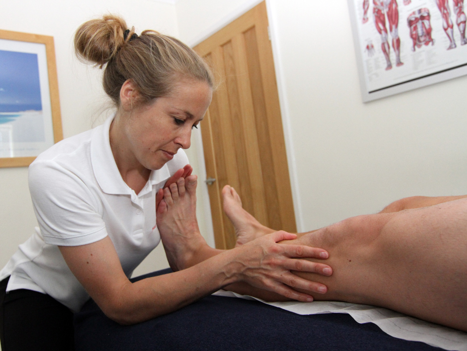 Exeter Deep Tissue Sports Massage Julie Duff